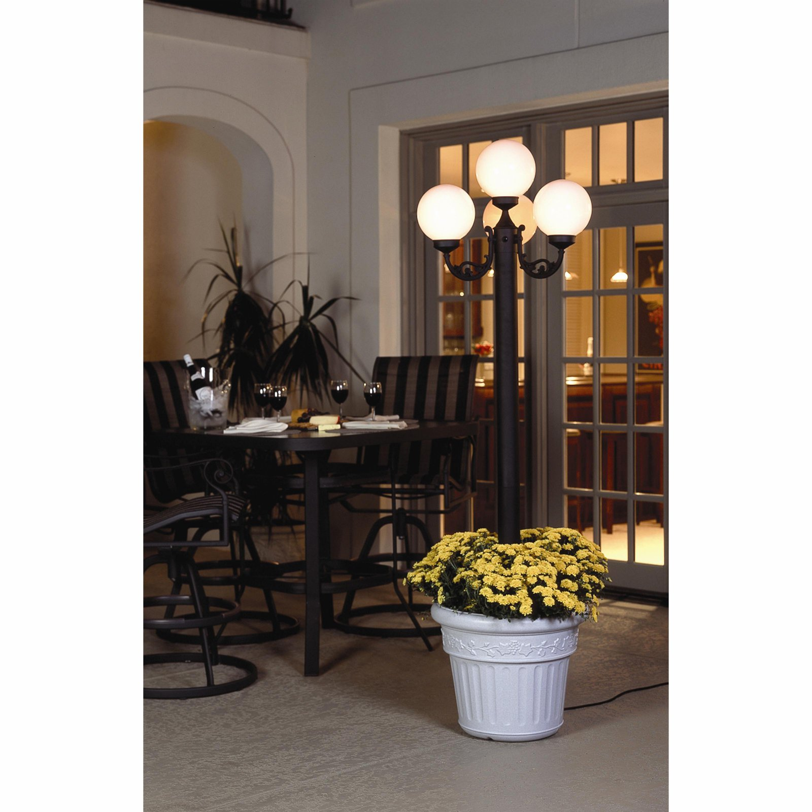 Patio Living Concepts European Outdoor Patio Lamp