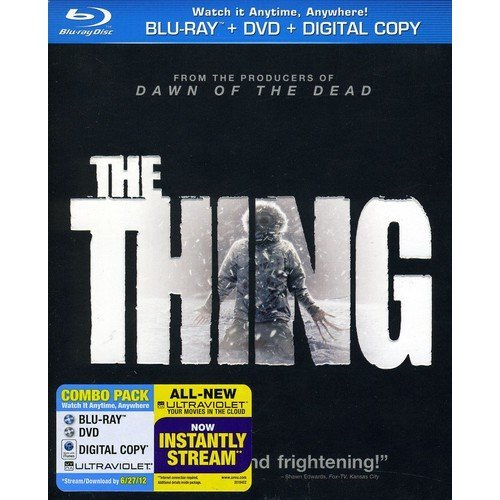 The Thing (Blu-ray) (With INSTAWATCH) (Widescreen)