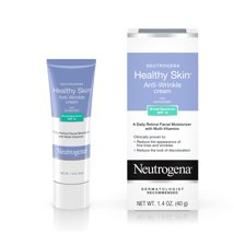 Facial Moisturizer: Neutrogena Healthy Skin Anti-Wrinkle Cream