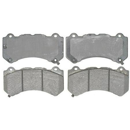 Raybestos Brake Pad Set (Raybestos PG-D1405M BRAKE PAD)