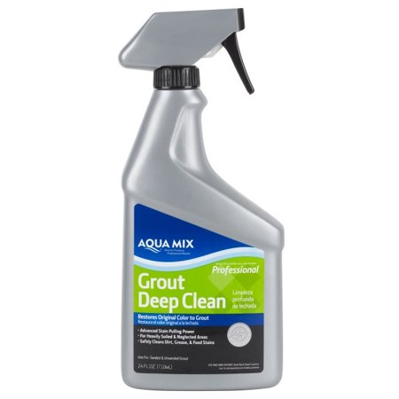 Aqua Mix Professional Grout Deep Clean 24 oz