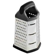 Home Basics 6 Sided Cheese Grater