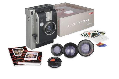 Lomography Lomo'Instant Montenegro Edition 90mm Film Camera by Lomography