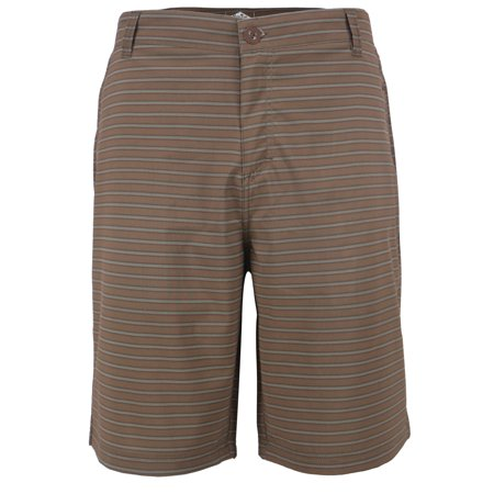Striped V-neck Shorts - Men's 21