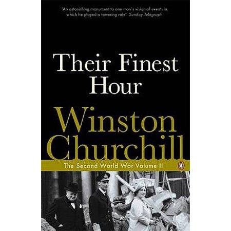 The Second World War Volume 2: Their Finest Hour