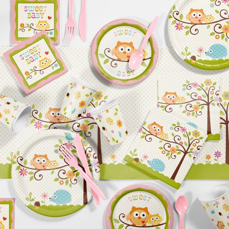 Happi Tree Girl Baby Shower Kit - Girl Showers
