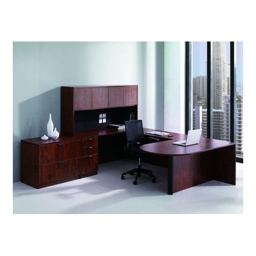 Conklin fice Furniture 7 Piece U Shape Desk fice Suite