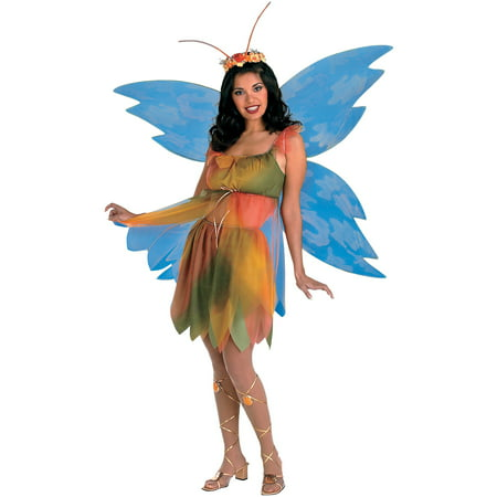 Felicity the Woodland Fairy Adult Halloween Costume
