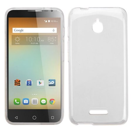 Insten TPU Cover Case For Alcatel Acquire - Clear - image 1 of 1