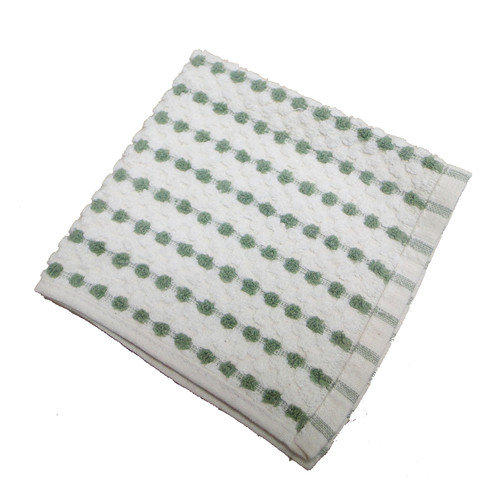 Textiles Plus Inc. Popcorn Dishcloth (Set of 8)