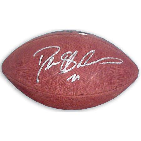 Deion Sanders Autographed Football - Fanatics Authentic Certified