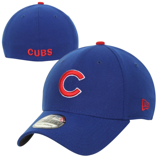 New Era Chicago Cubs Baseball Cap Hat MLB Team Classic 39Thirty 3930 10975834