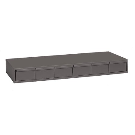 Durham Manufacturing Prime Cold 6-Drawer Small Parts Organizer