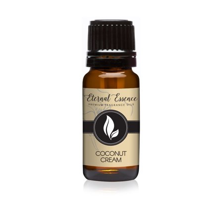 Coconut Cream Premium Grade Fragrance Oil - 10ml -Scented (Sunscreen Scented Coconut Oil)