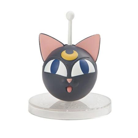 Sailormoon Pretty Guardian For Girls 3 Series Luna P Ball Mini PVC Figure](Luna Girl)