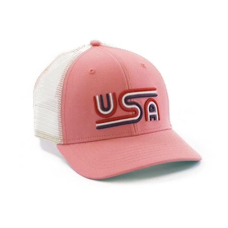 9838a4736066e Rowdy Gentleman Mesh USA Trucker Hat - Walmart.com