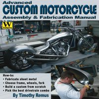 Advanced Custom Motorcycle Assembly & Fabrication (Paperback)