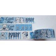 Love My Tapes Washi Tape 20mmX10m-Baby Boy