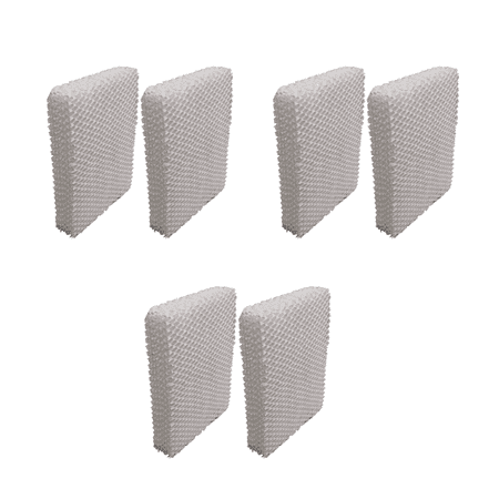 6 Humidifier Filters for Vornado MD1-0002 ()