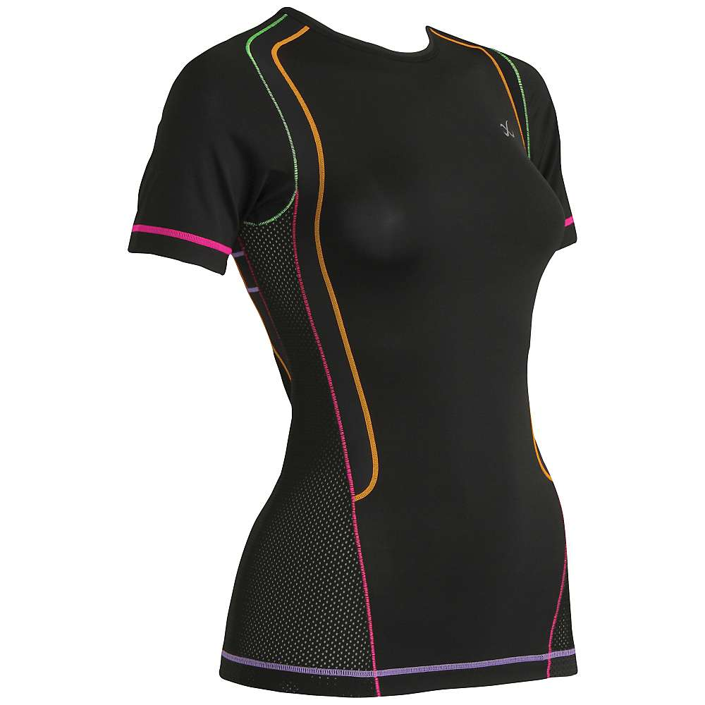 CW-X Women's SS Ventilator Web Top
