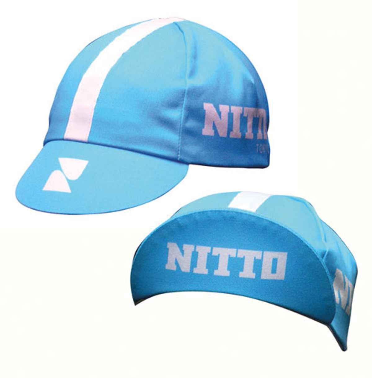 IDG Nitto cycling cap, blue - one size - 19652