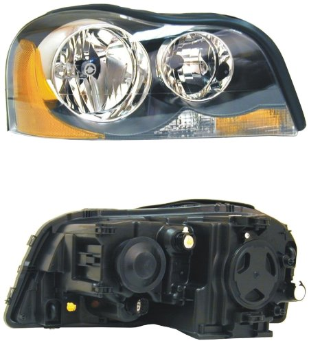 Headlight Assembly Right Right Uro Parts 30744010 Fits 03 14 Volvo