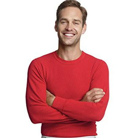 Flag Thermal Shirt - Men's X-Temp Thermal Long-Sleeve Top