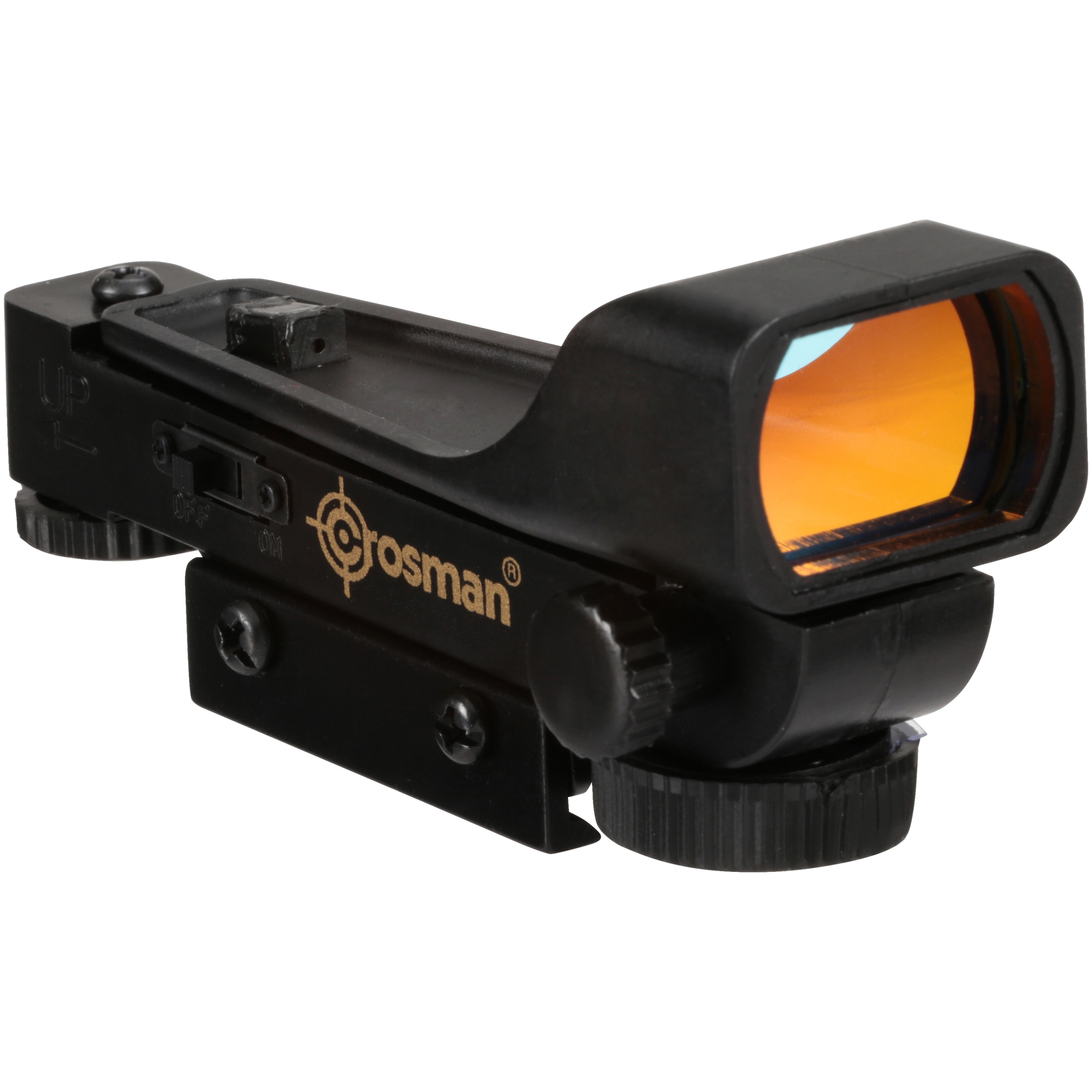 Crosman Red Dot Sight Wide Lense 0290RD by Crosman Corporation