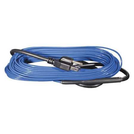 UNITHERM HE-C-08 Heating Cable, 218 in. L G4159937