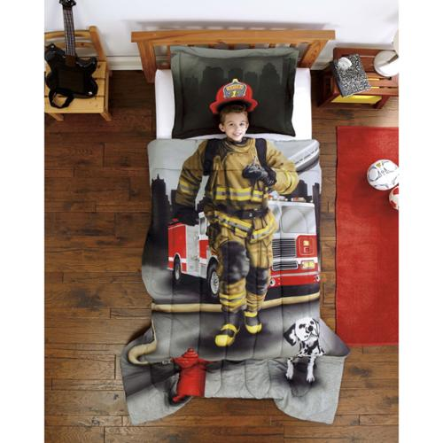 CHF Industries Fire Fighter Twin-size 2-piece Comforter Set