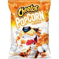 Cheetos Cheddar Popcorn, 2 oz Bag