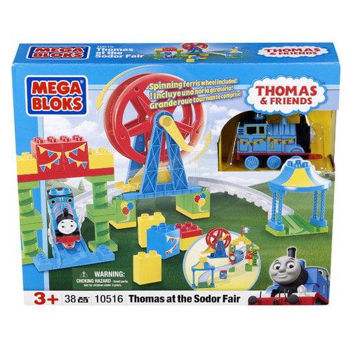 Mega Brands Mega Bloks Thomas at the Sodor Fair