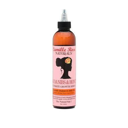 (Camille Rose Naturals Camille Rose Naturals  Ultimate Growth Serum, 8 oz)