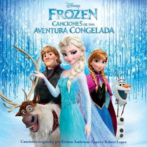 Frozen: Canciones de Una Aventura Congelada / Various