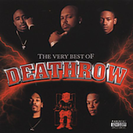 The ery Best Of Death Row (CD) (explicit)