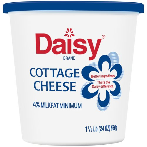 Daisy Brand Cottage Cheese, 24 oz
