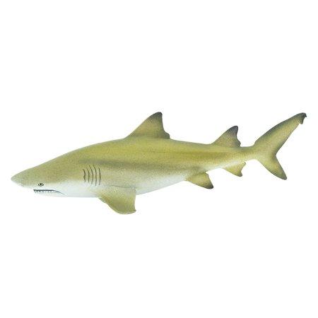 Wild Safari Sea Life Lemon Shark Safari Ltd Animal Educational Toy Figure