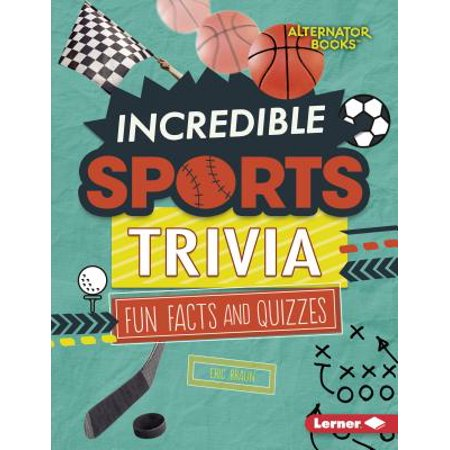 Incredible Sports Trivia : Fun Facts and Quizzes](Halloween Trivia Quizzes Answers)