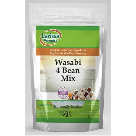 Wasabi 4 Bean Mix (4 oz, ZIN: 526578)