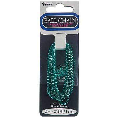 - Ball Chain, 2.4mm, 24