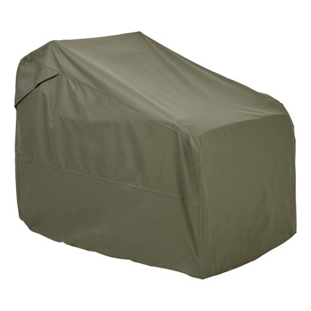 Better Homes & Gardens Hillberge Patio Lounge Chair Cover in Olive Gray,