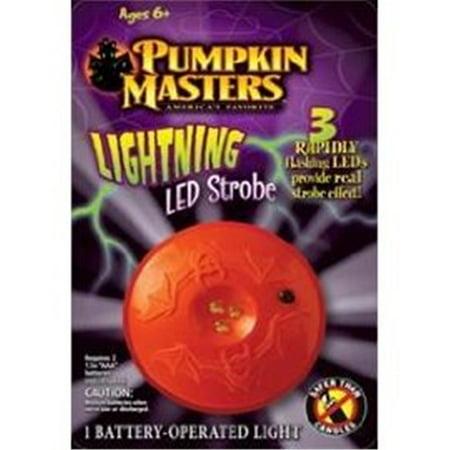 Pumpkin LED Strobe Light