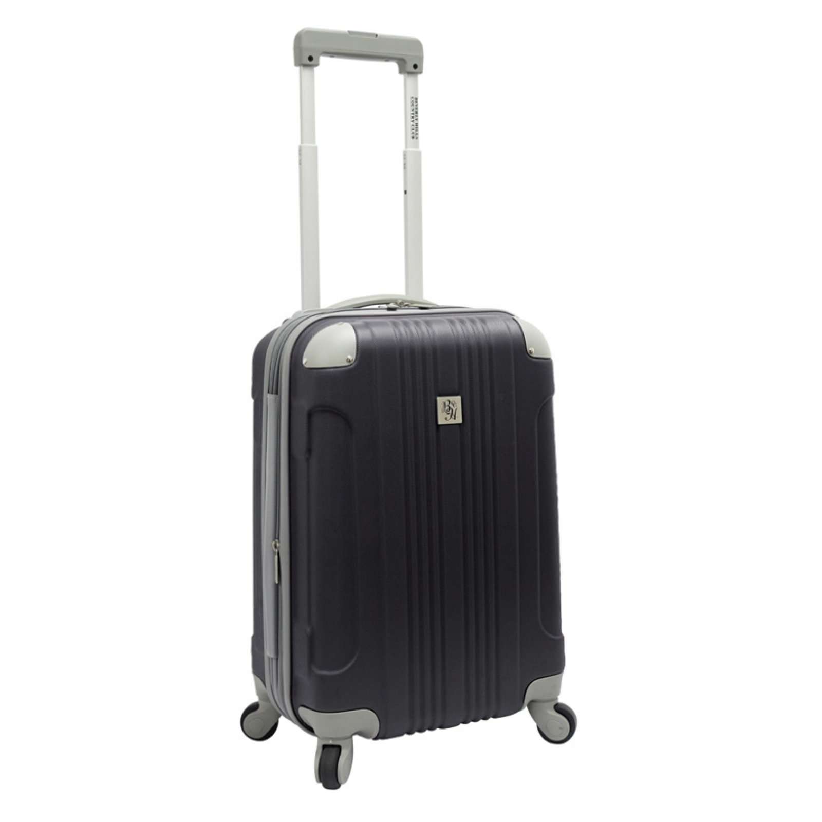 Beverly Hills Country Club Newport 21 in. Carry-on Hardside Expandable Spinner Luggage Bag