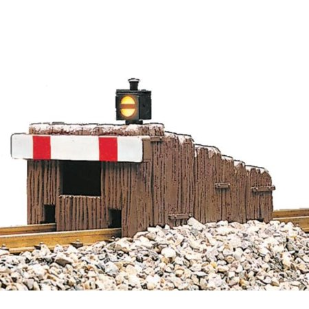 10310 Track Bumper, Lighted, For indoor and outdoor use By