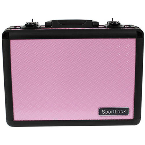 SportLock AlumaLock Double Handgun Case