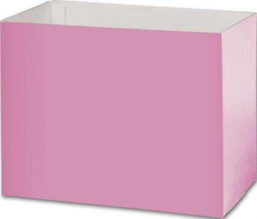 GBM-080406-22 Light Pink Gift Basket Boxes, 8 1 4x4 3 4x6 1 4 6 per Pack by