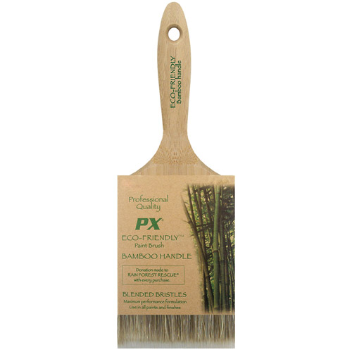 "Gam PX02835 3"" Eco-Friendly Angle Wall Brush Set"