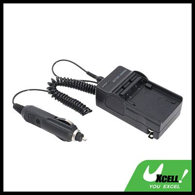 US Plug Input Digital Camera Camcorder Battery Charger for  NB2L