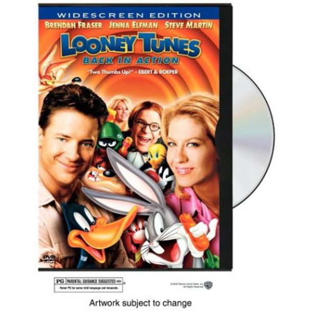 Looney Tunes Back in Action (DVD)