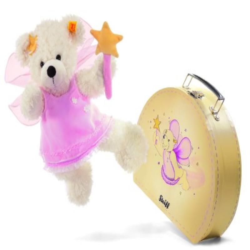Steiff Lotte Teddy Bear Star Fairy in Suitcase